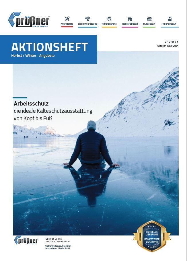 Herbst Winter Arbeitsschutz Aktion 2020/21