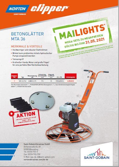 Aktion Norton Clipper MaiLights 2021